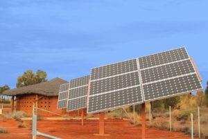 solar microgrid Africa