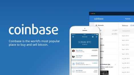 coinbase mobile app and web platform