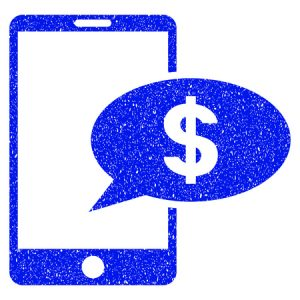 mobile voice payments on iPhone