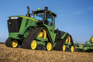 John Deere proprietary firmware leads to hacking tractors