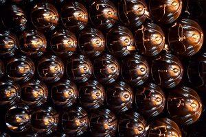 Synlight's artificial sun consists of 149 projectors