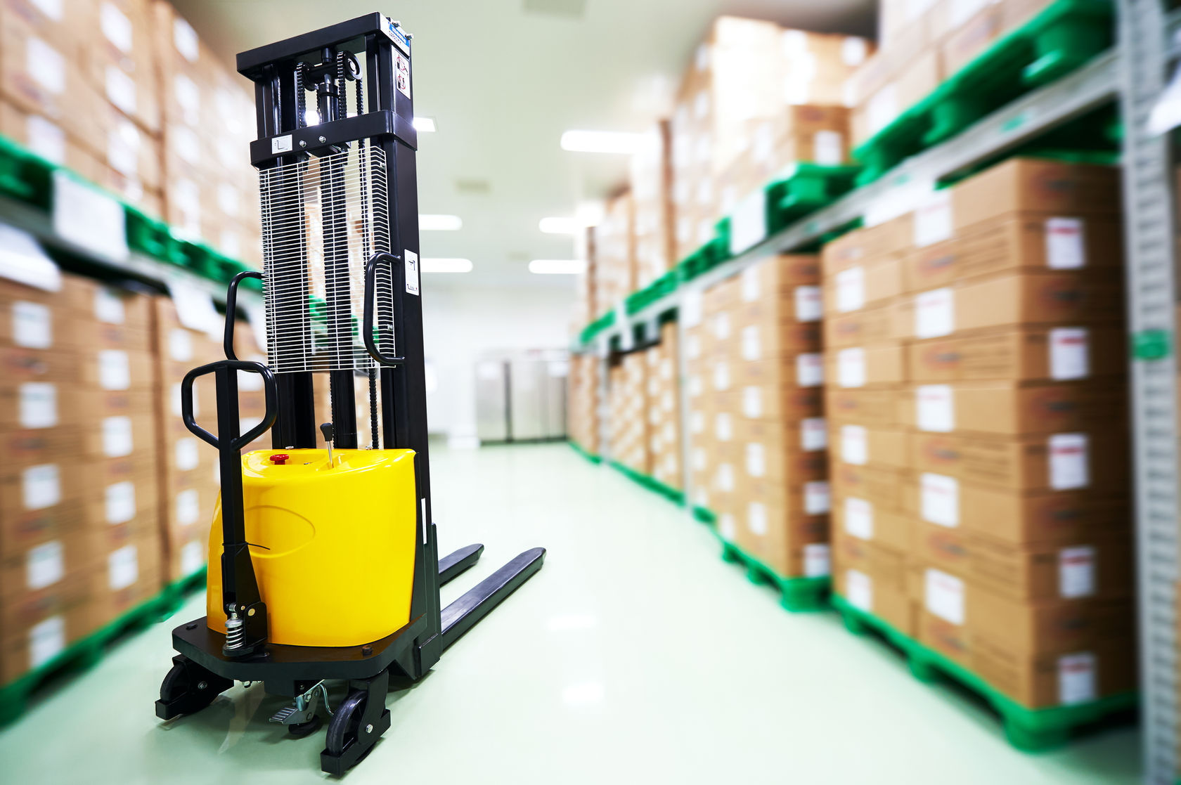 What's the Future of Warehousing? |