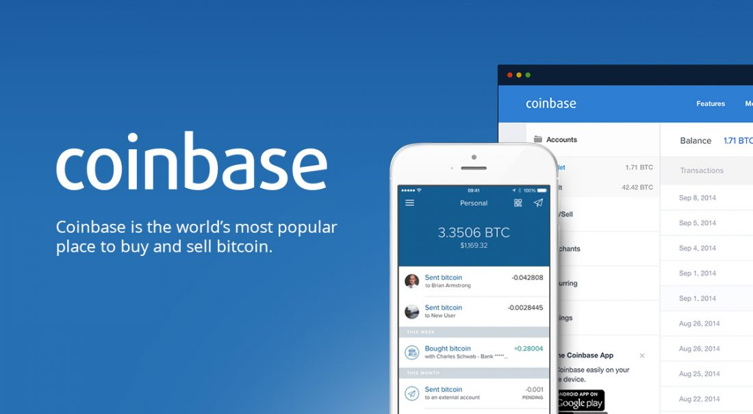coinbase app send bitcoin