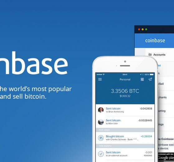 Coinbase graphics